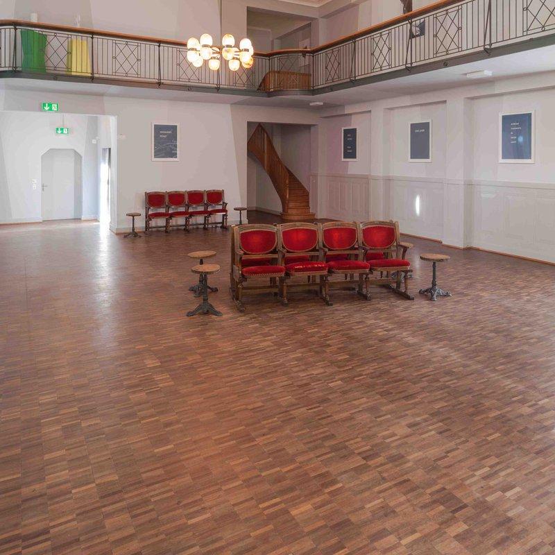 Galeriesaal