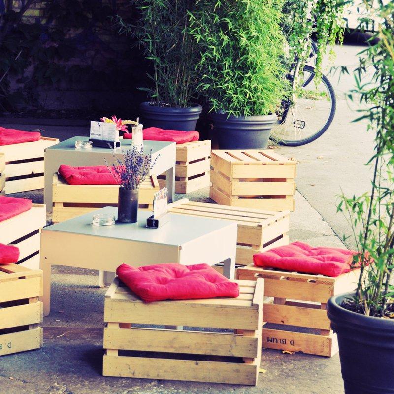 Lounge Terrasse
