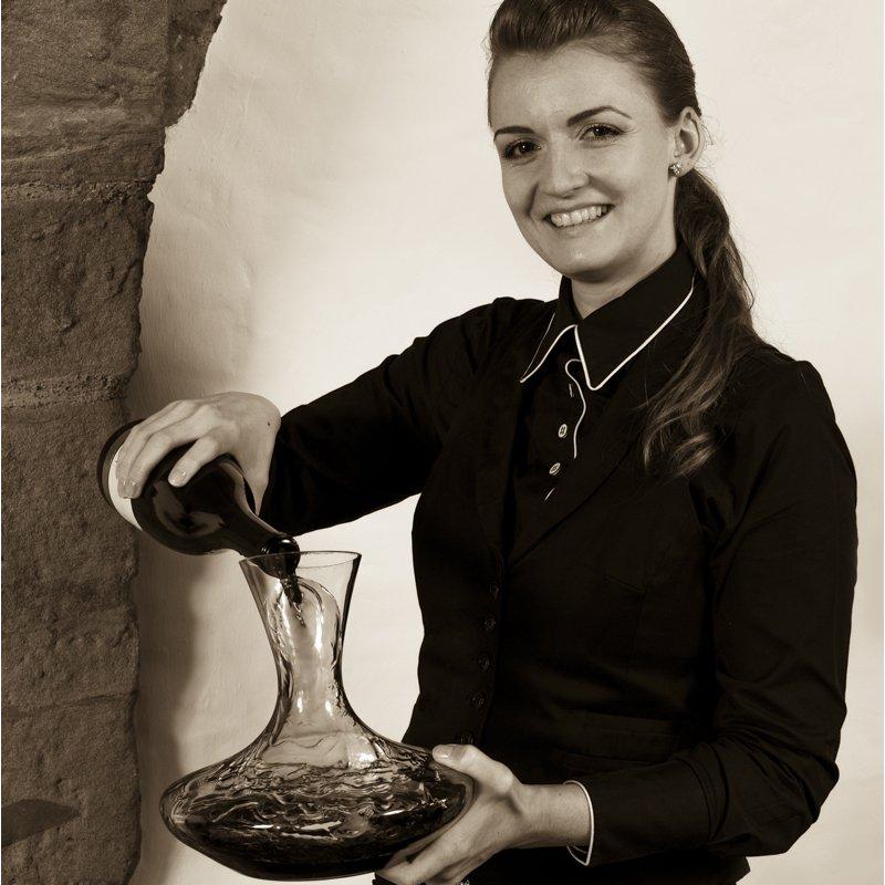 Sommelière Silvia Glöckler