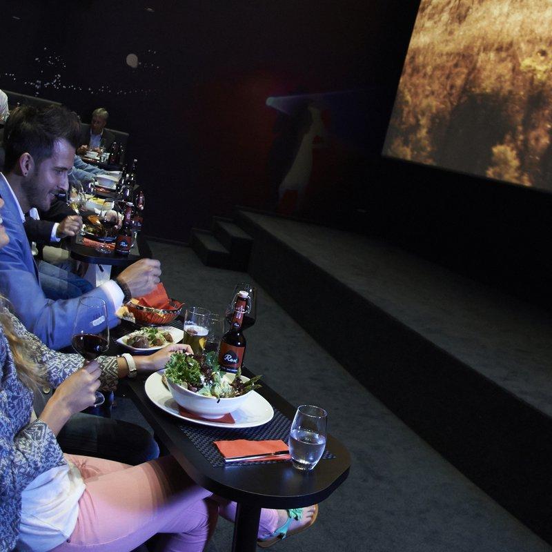 Cine Diner 1