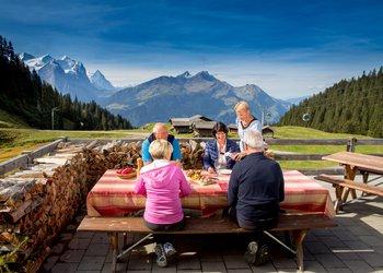 Bergrestaurant Mägisalp