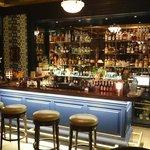 Die Gütsch Bar im Hotel Château Gütsch