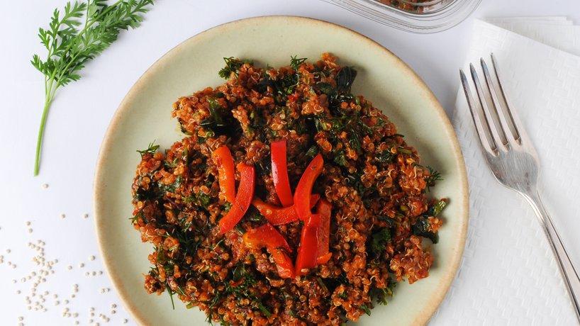 Beispiel Salat