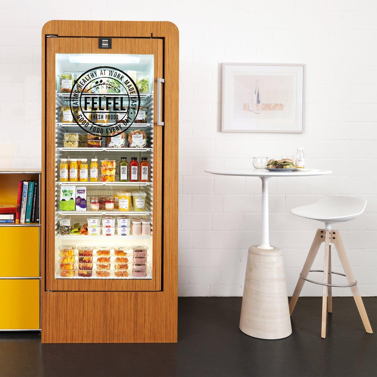 FELFEL-Kühlschrank