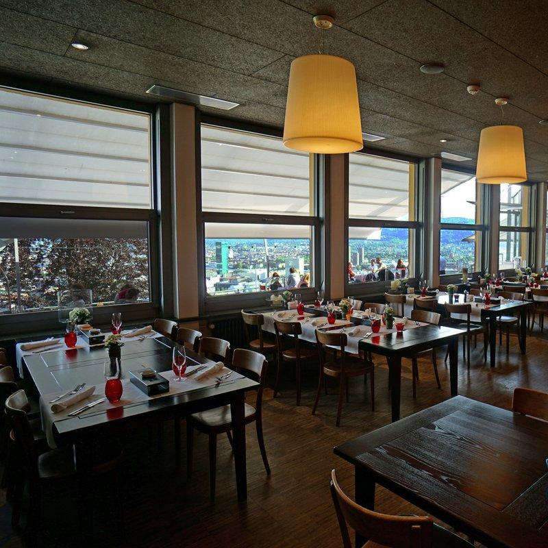 Das WOK-Restaurant.