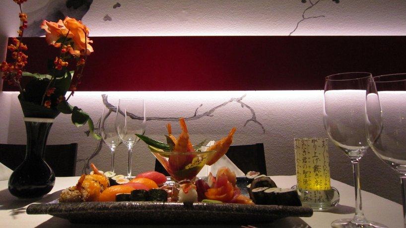 Sushi Platte
