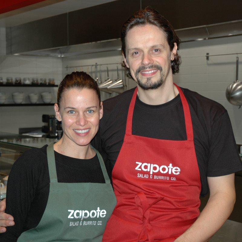 Gründerpaar: Mario &  Timea Keller