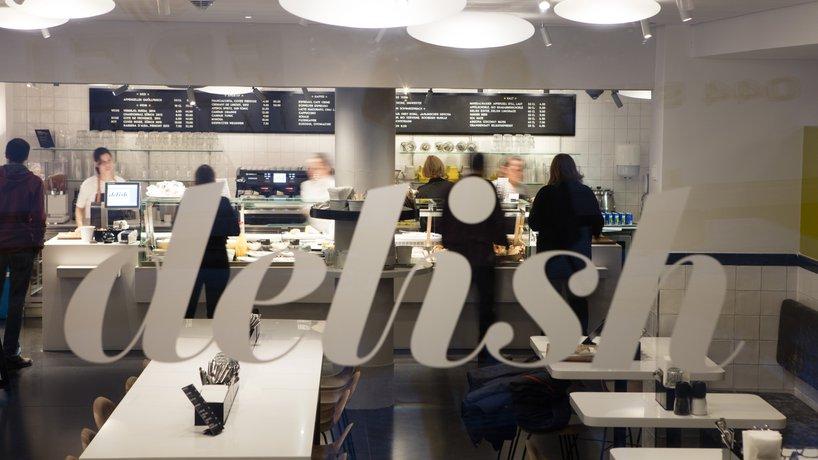 delish Café Take-out