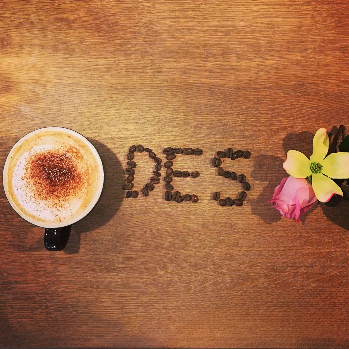 Café des Fleurs, Coffee & art
