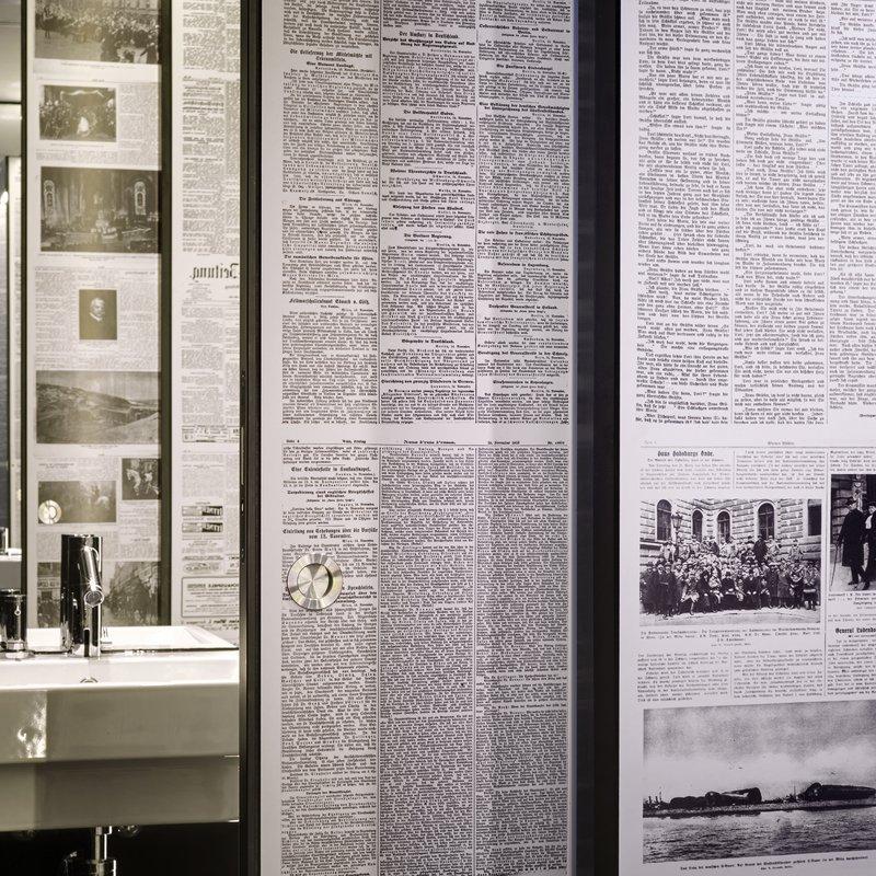 Zeitungen Vienna