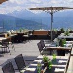 Restaurant im Hotel Chetzeron