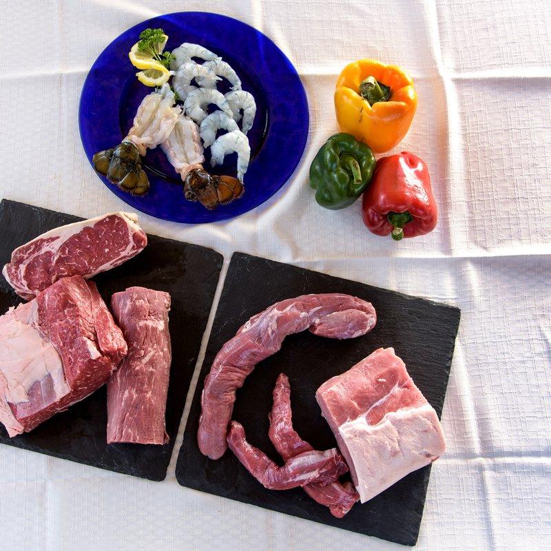 Bestes Fleisch auf den HolzkohleGrill