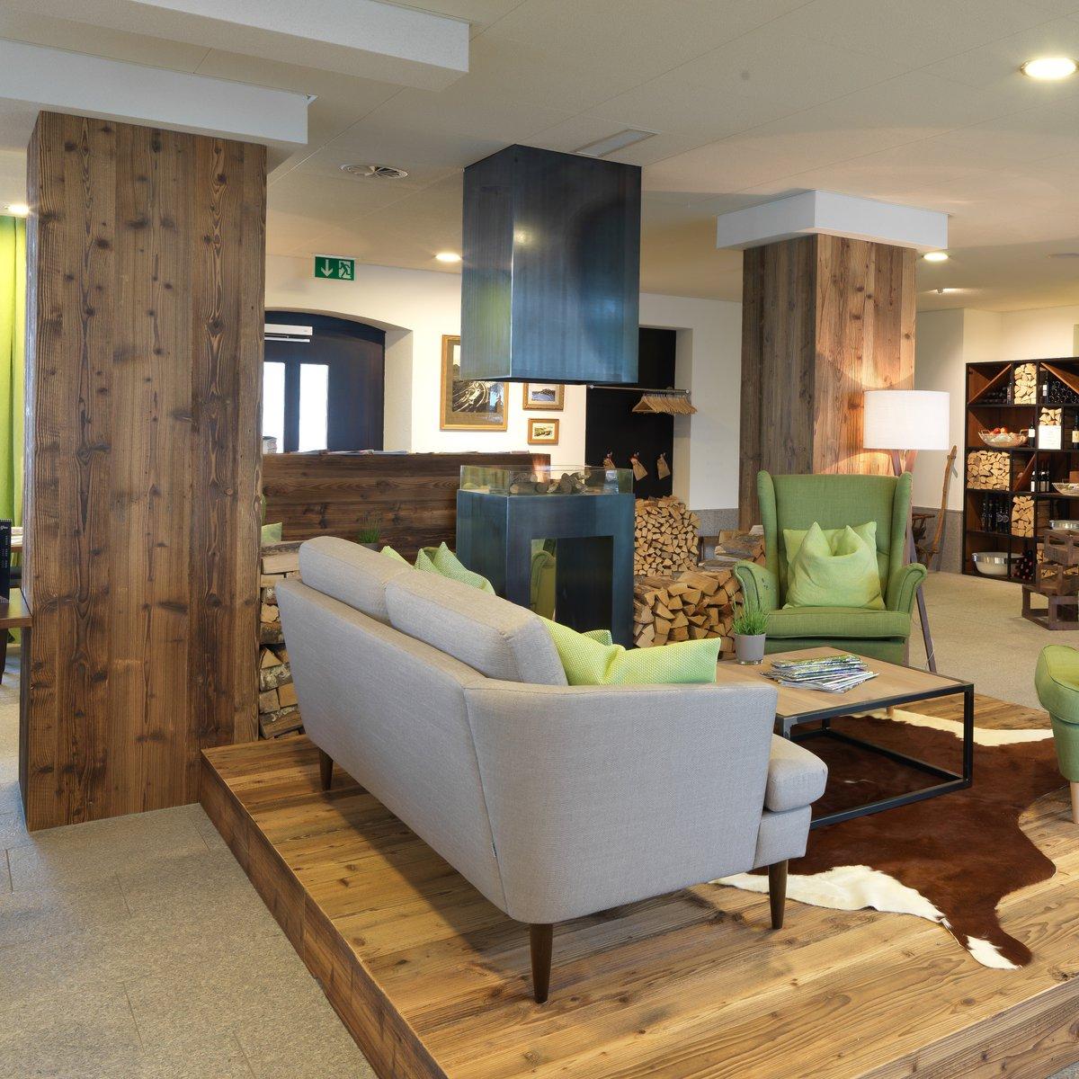 Lounge & Cheminée