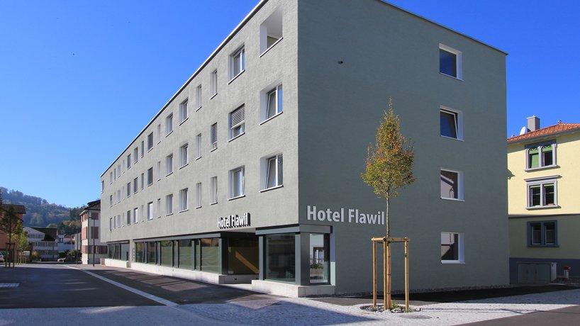unser Zweitbetrieb Hotel Flawil