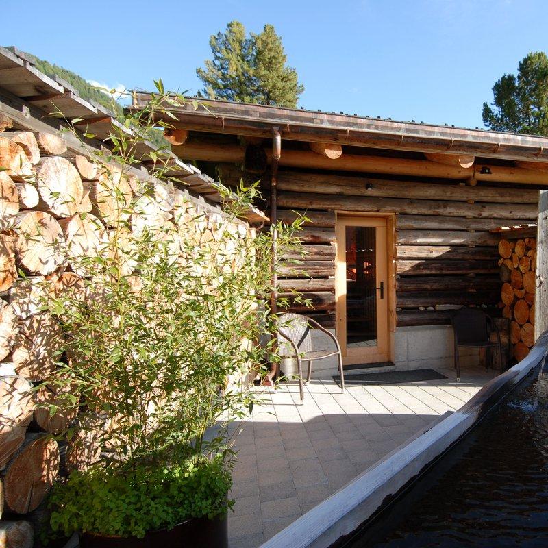 Sauna Brunnen
