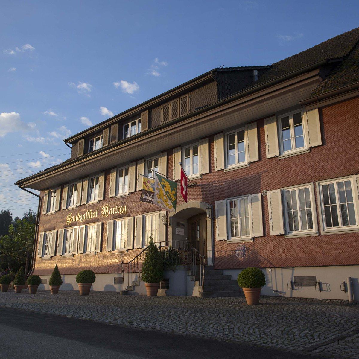 Landgasthof Wartegg Haupteingang