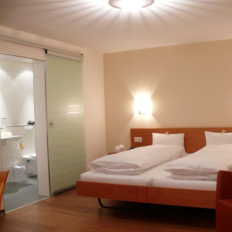 Hotelzimmer im Haus Zeder