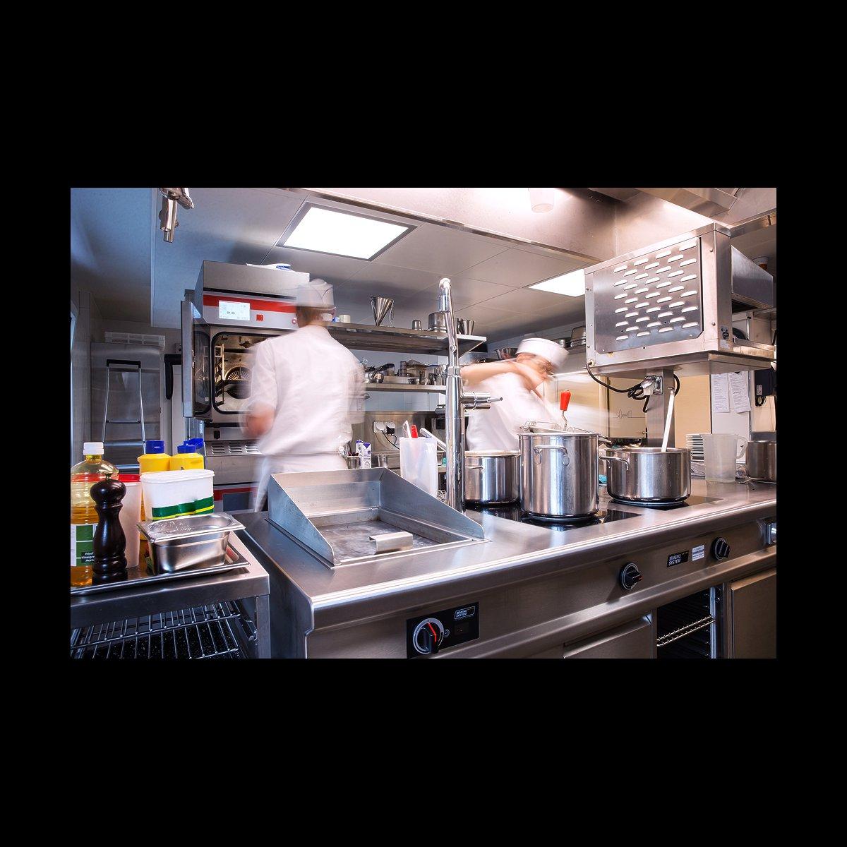 Action in der Küche ;-)