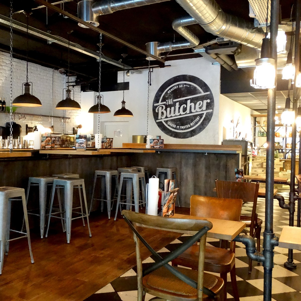 The Butcher - Bar