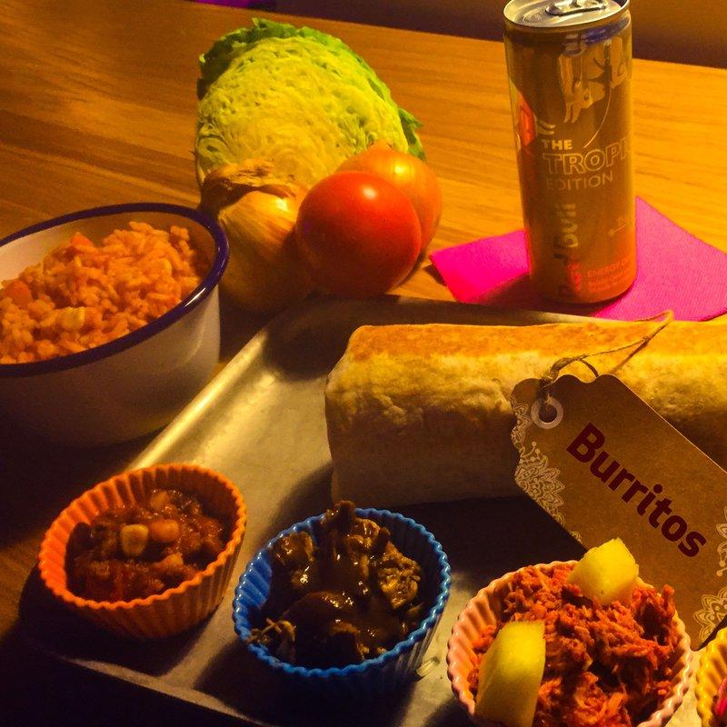 Burritos Take Away