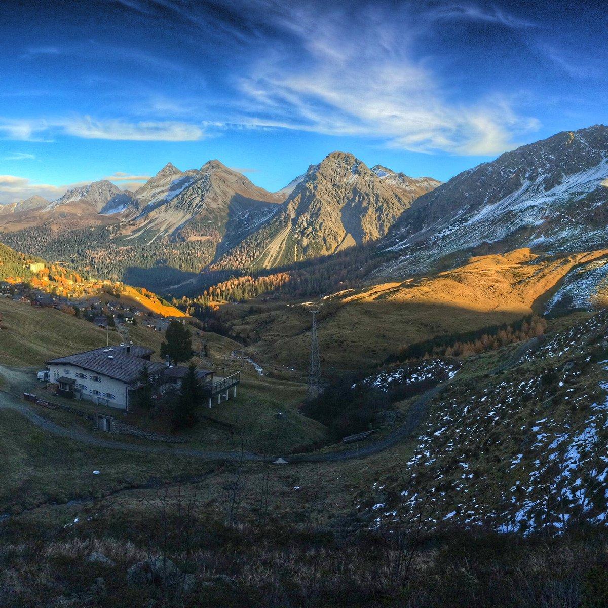 Alpenblick Arosa