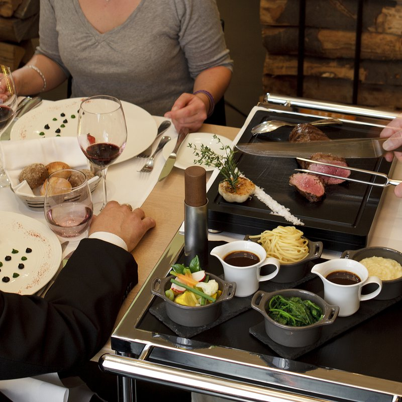 Belvoir Restaurant & Grill_Chateaubriand