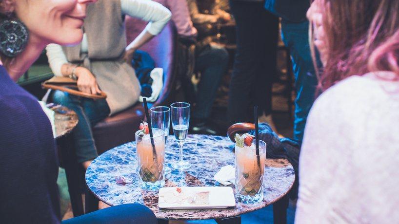 I drink e la mixology sono parte centrale dell'esperienza trendy che vogliamo far vivere ai nostri clienti.
