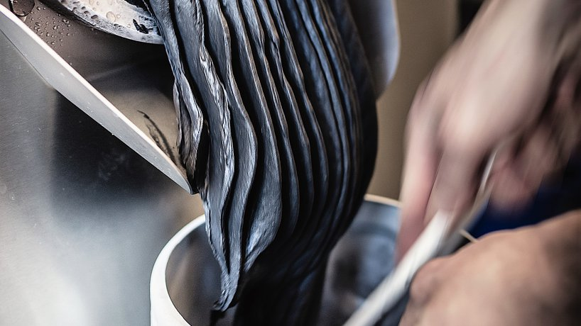Produktion black Vanilla