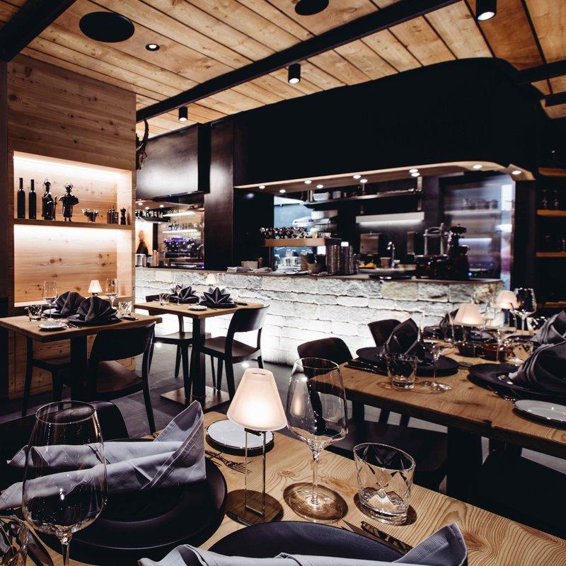 Restaurant - Salon