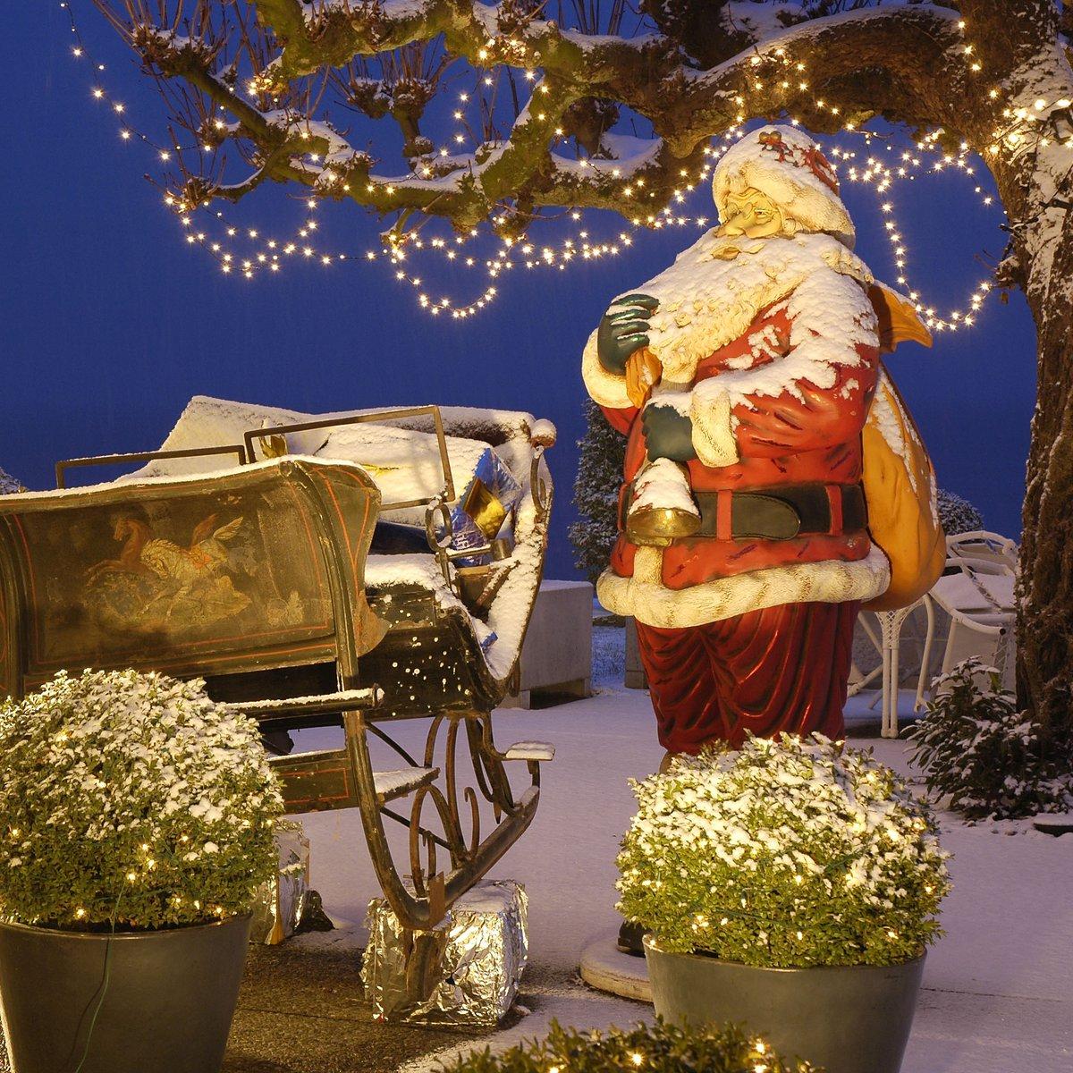 auch im Winter ein schönes Ambiente