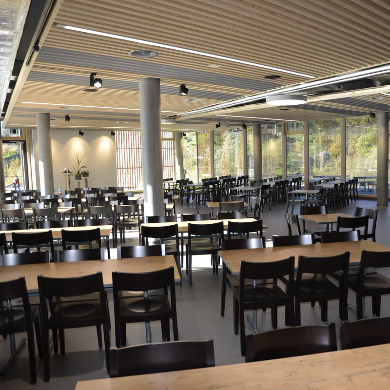 Tageslokal, Schnattersaal