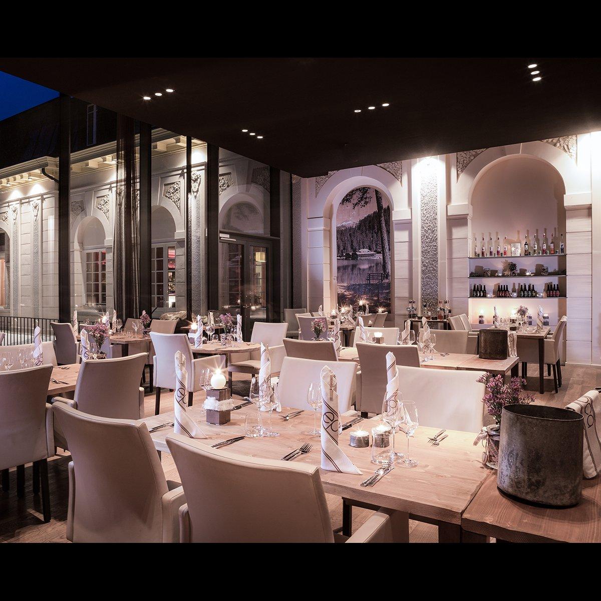 Restaurant Epoca Innen