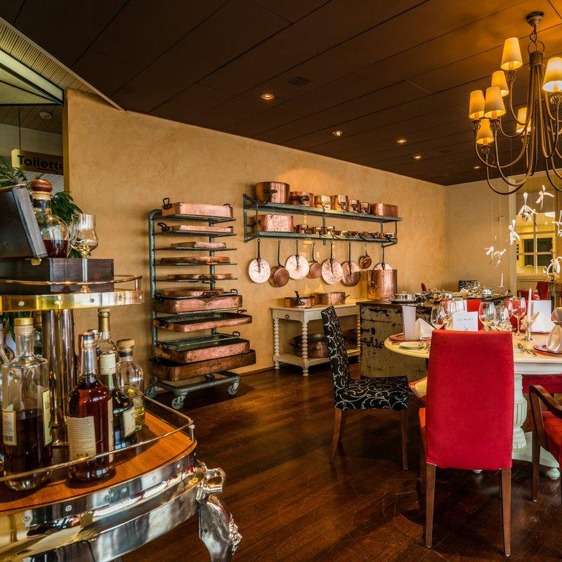 La cuisine - wo essen zum Erlebnis wird