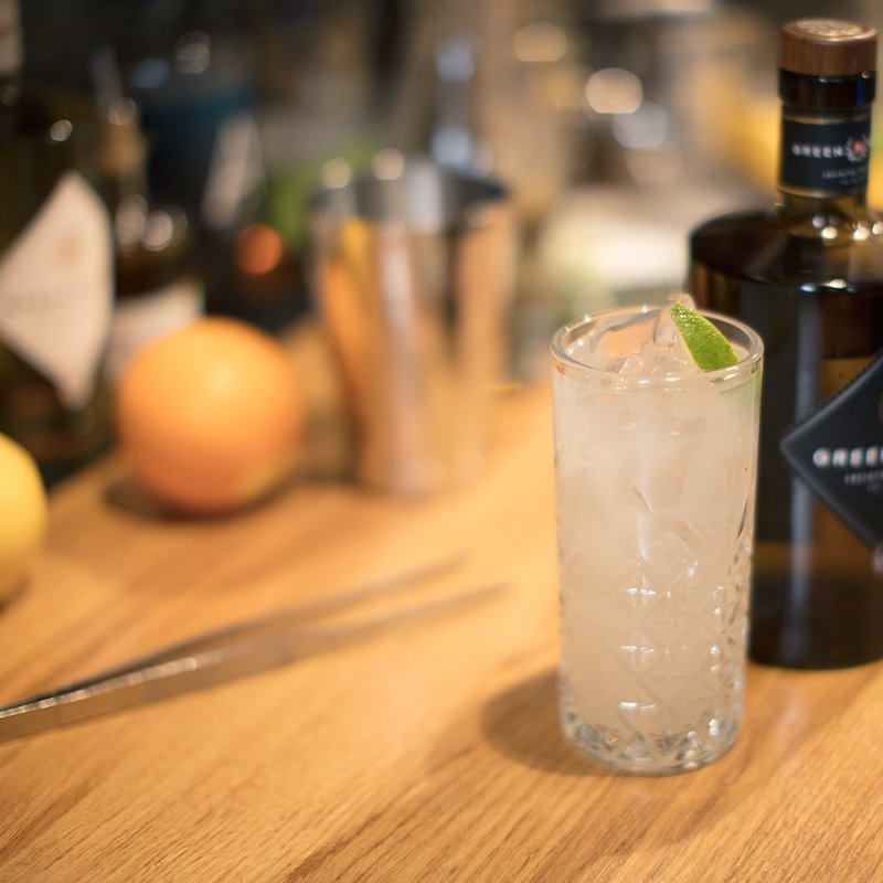 Swiss Absinth Cocktail