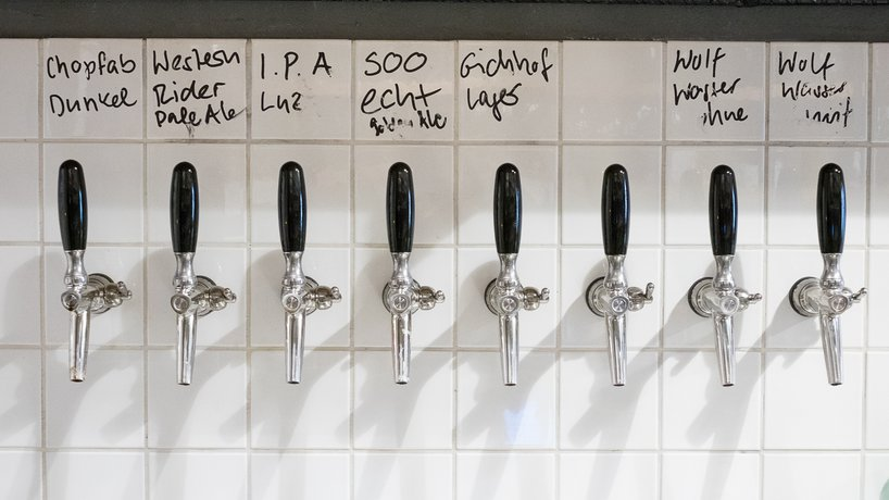 Craft Beer - WALL