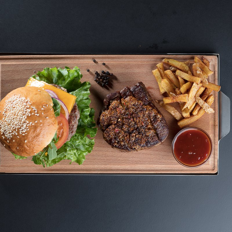 Burger & Steak