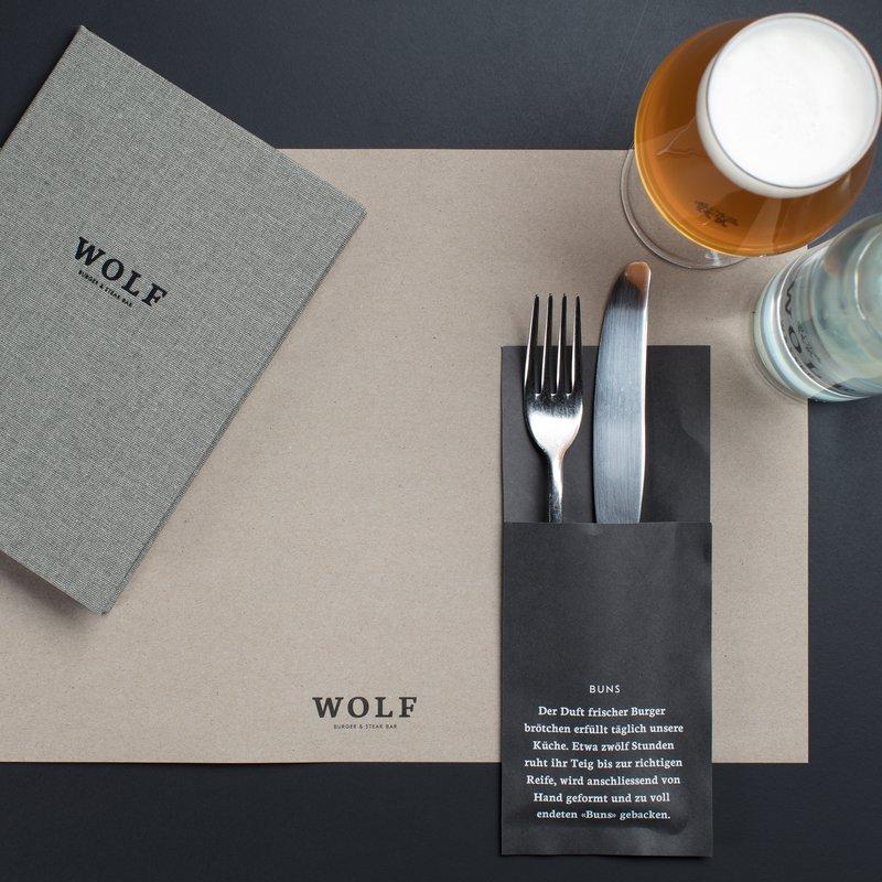 WOLF - Gedeck