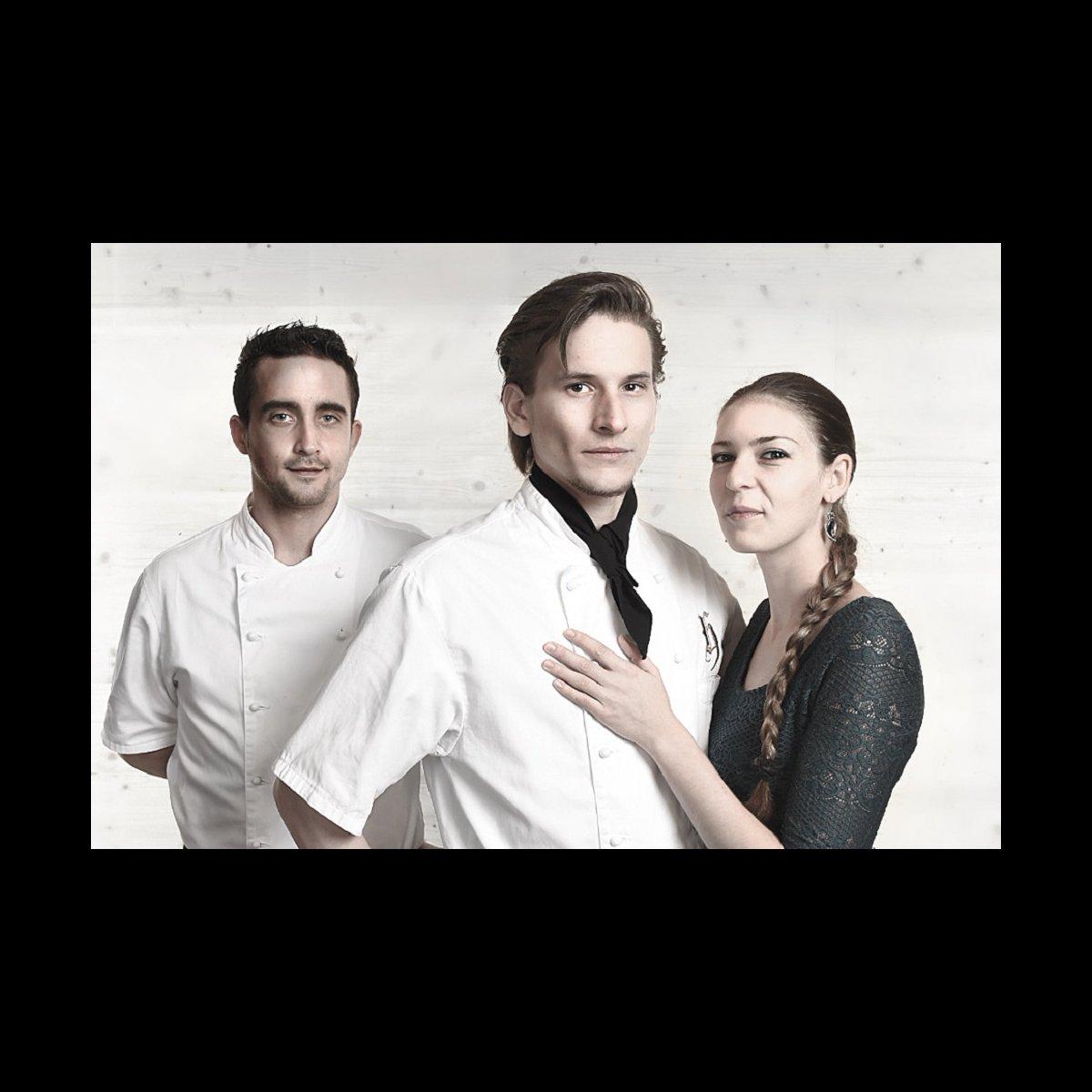 Heimat Team (Manuel Fichter, Tim Munz, Melina Rychener)