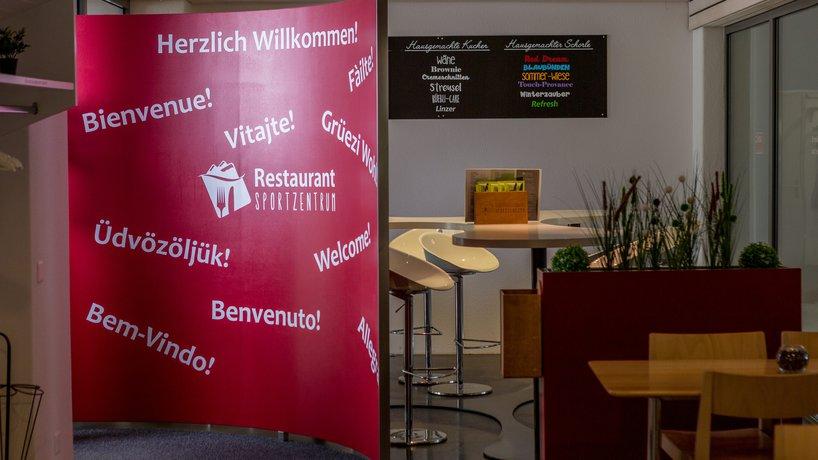 Eingang / Badebereich