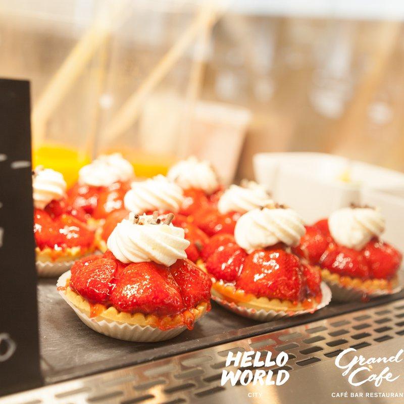 Erdbeer-Törtli