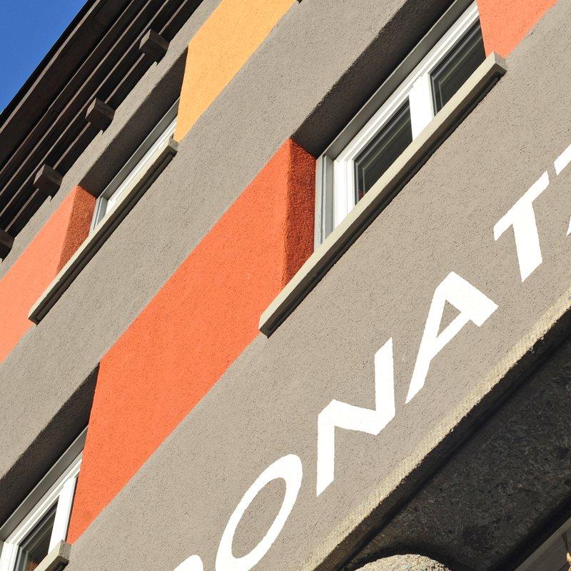 Hotel Donatz, Samedan