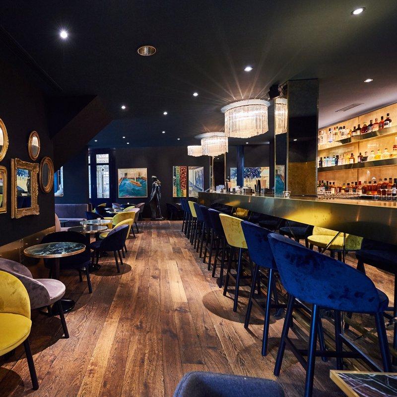 Terrasse Bar - Interior