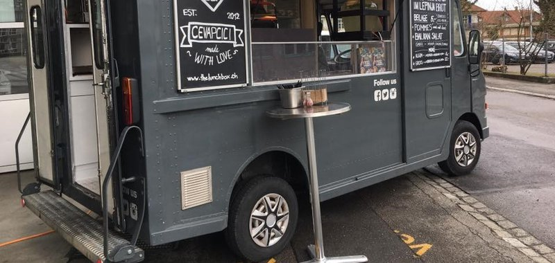 The Lunchbox Food Truck
