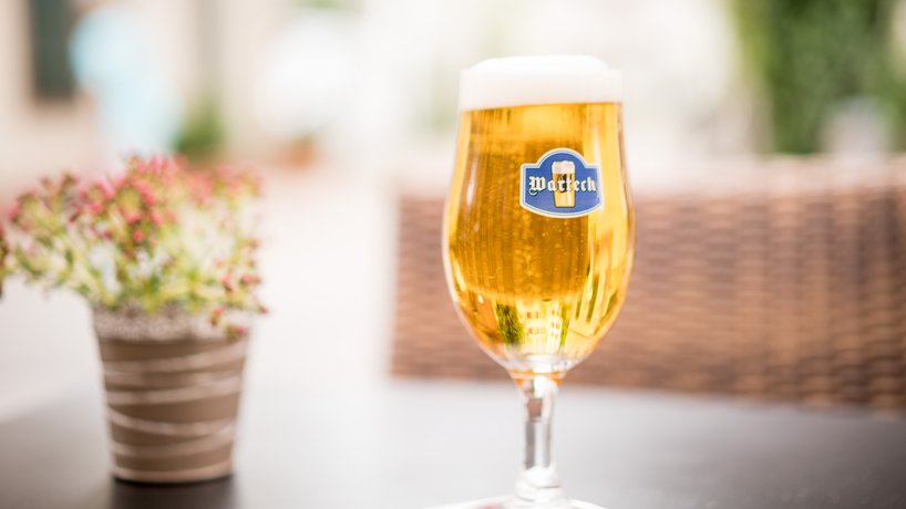 Warteck Bier