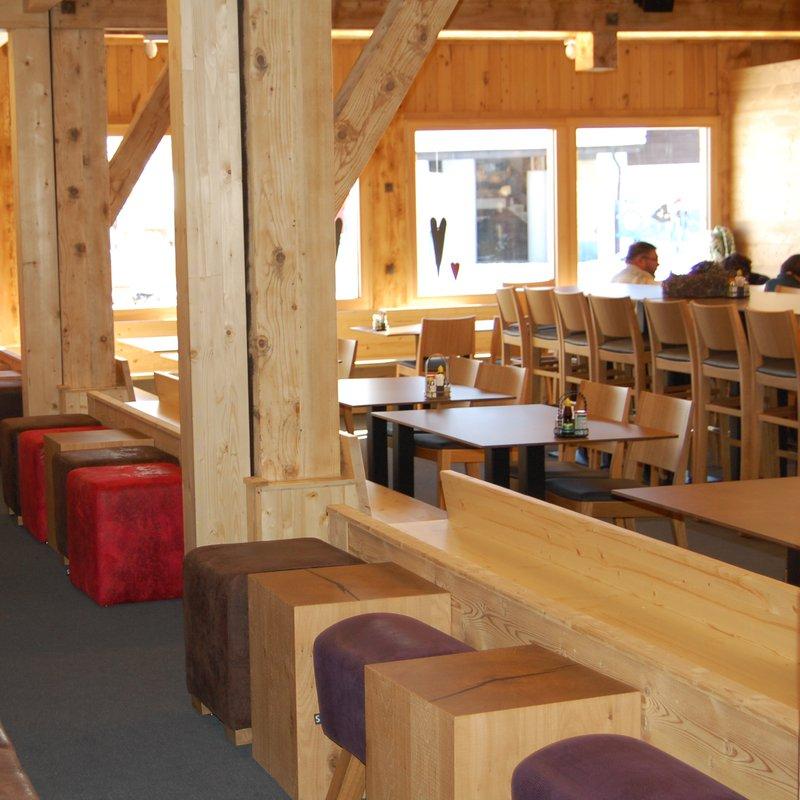 Bergrestaurant Hannigalp Lounge