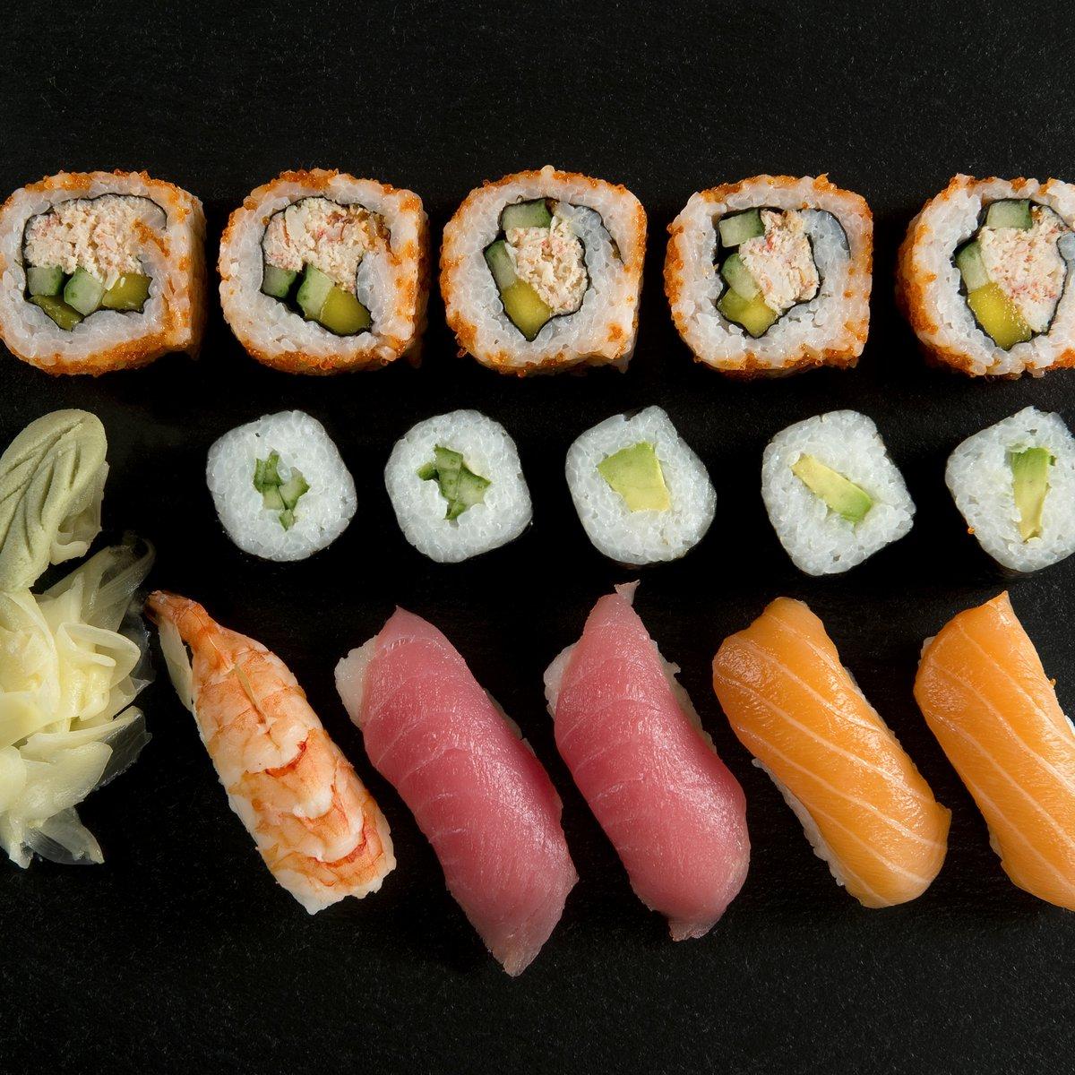 Sushi Box Big