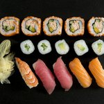 KOiSO Sushi Take away