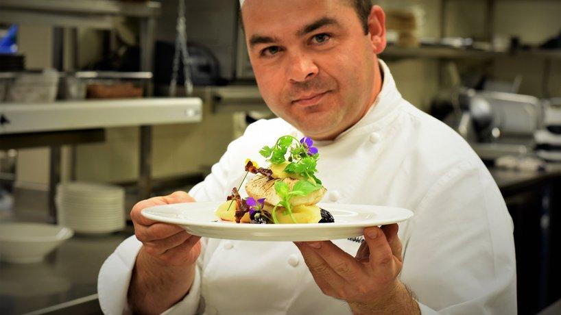 Küchenchef Antonino Messina
