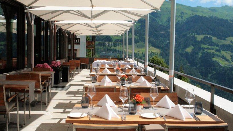 Panorama Restaurant Terrasse