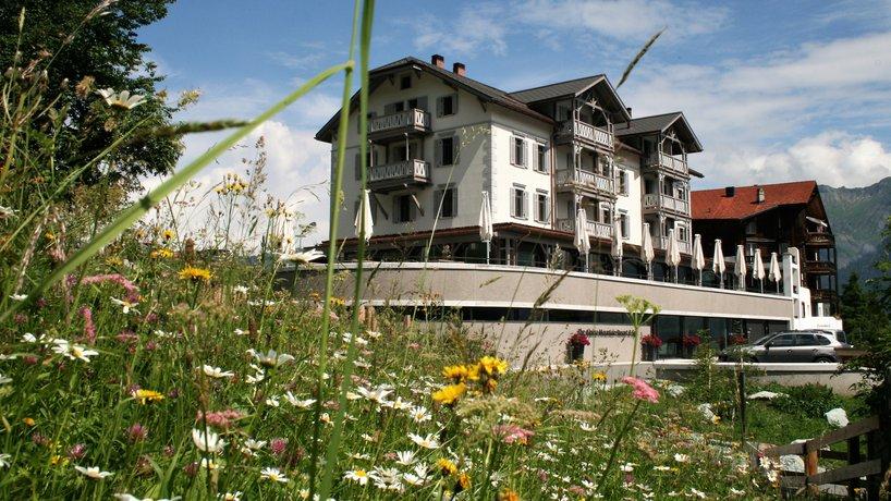 Romantik Hotel 4* The Alpina Mountain Resort & Spa